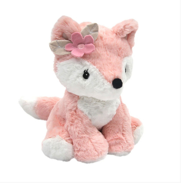 Lambs & Ivy Friendship Tree Plush Fox- Autumn