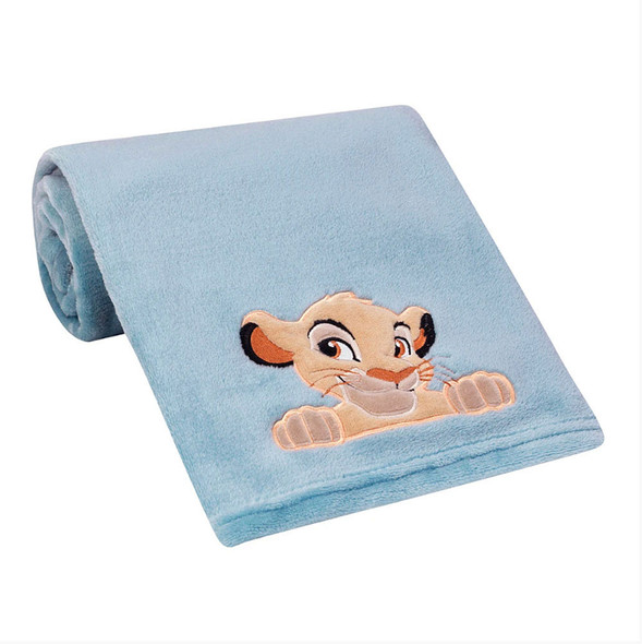 Lambs & Ivy Lion King Adventure Blankets