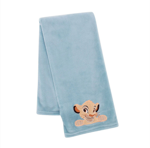 Lambs & Ivy Lion King Adventure Blankets