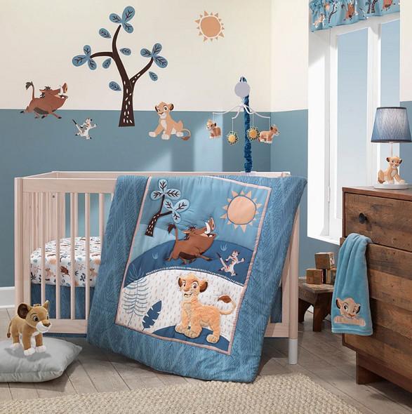 Lambs & Ivy Lion King Adventure 3-Piece Bedding Set