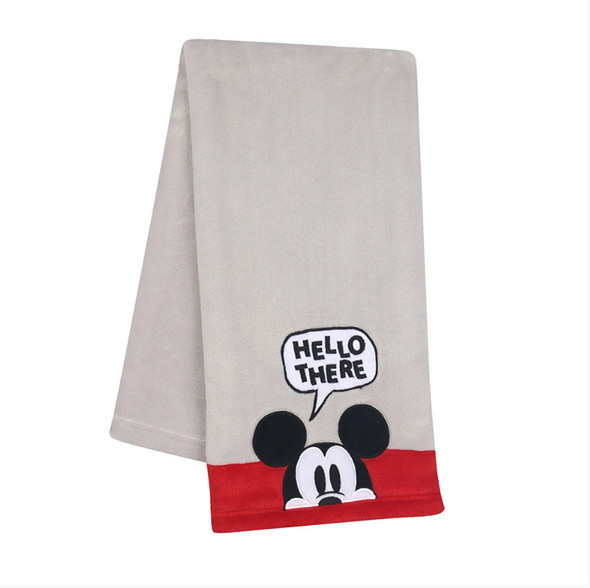 Lambs & Ivy Magical Mickey Mouse Blankets