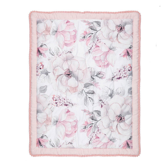 Lambs & Ivy Botanical Baby - Signature Quilt
