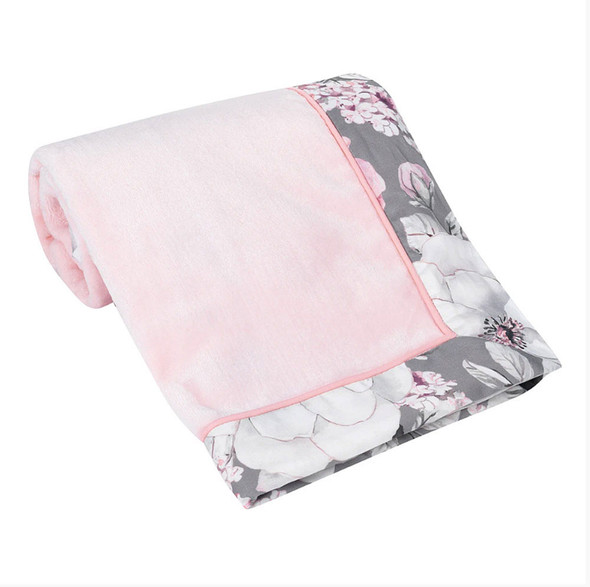 Lambs & Ivy Botanical Baby - Signature Blanket
