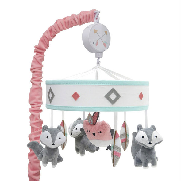 Lambs & Ivy Little Spirit Musical Mobile - Plays 20 minutes