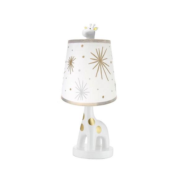 Lambs & Ivy Moonbeams - Signature Lamp w/Shade & Bulb