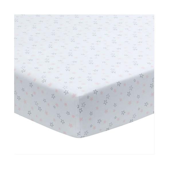Lambs & Ivy Swan Princess - Signature Sheet - Star Print