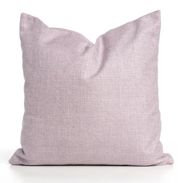 """Oilo 18""""x 18"""" Pillow- HP Oxford Lav"""