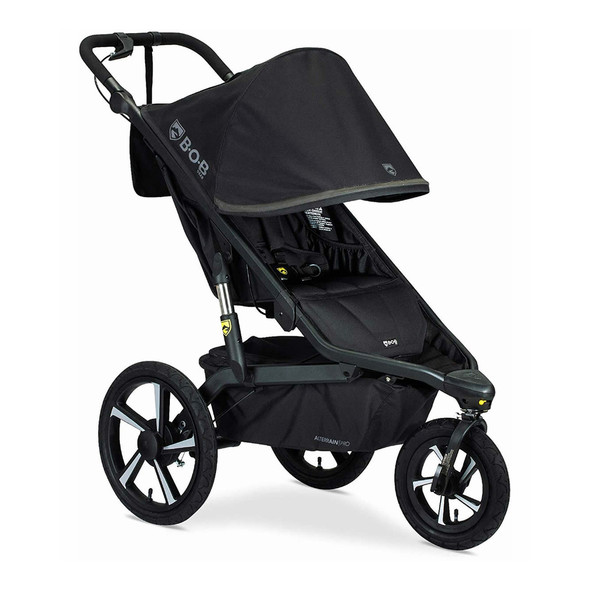 BOB Alterrain Pro Jogging Stroller in Black