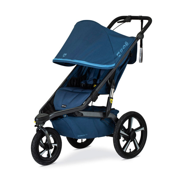 BOB Alterrain Pro Jogging Stroller in Blue