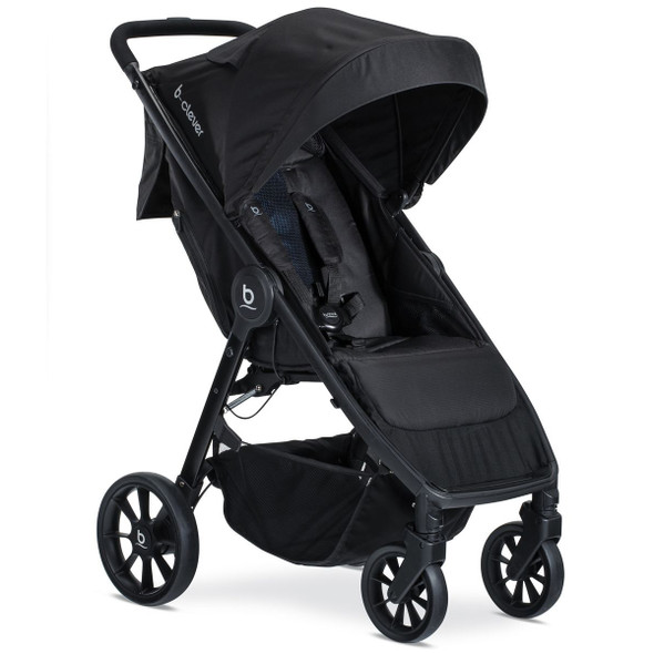 Britax B-Clever Stroller in Cool Flow Teal