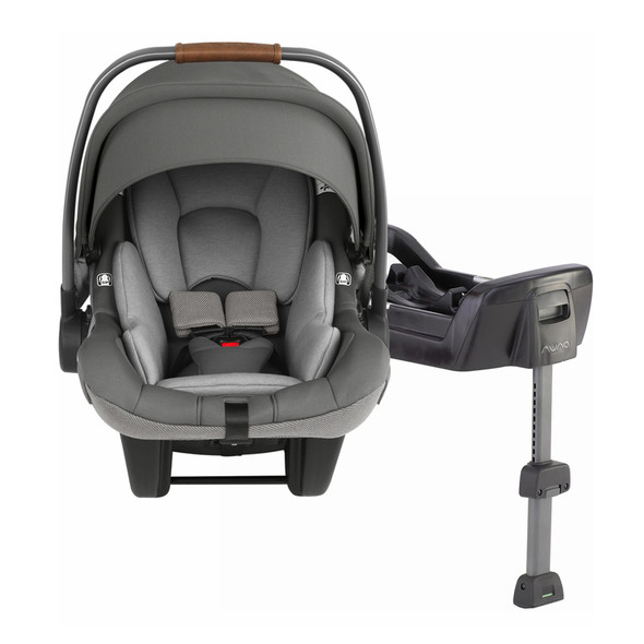 Nuna Pipa Lite LX Infant Car Seat with Base in Oxford