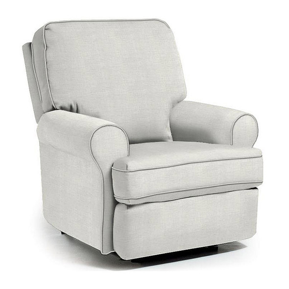Best Chairs Tryp Swivel Glider Recliner in Sterling