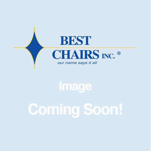 Best Chairs Juliana Swivel Glider Recliner in Ultramarine