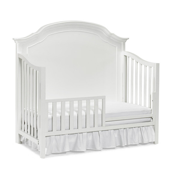 Dolce Babi Alessia Convertible Guard Rail (not universal) in Bright White