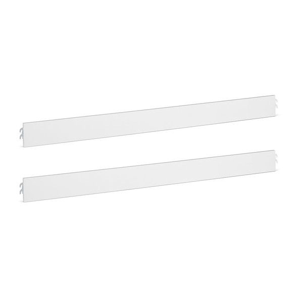 Dolce Babi Bocca Universal Convertible Bed Rail in Bright White