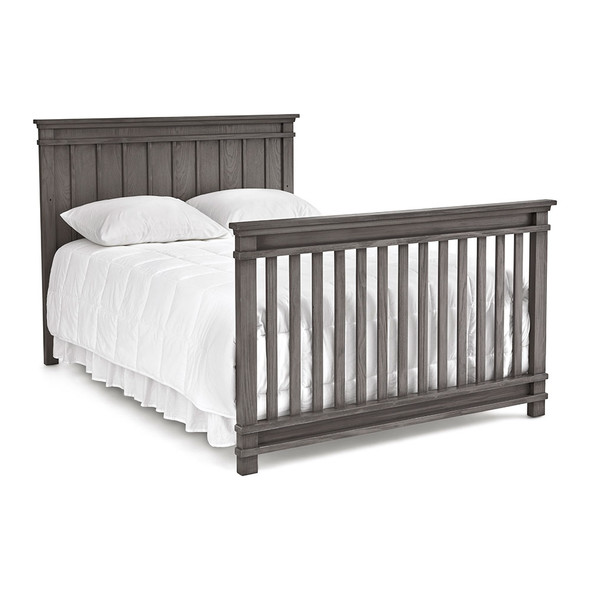 Dolce Babi Bocca Universal Convertible Bed Rail in Marina Grey