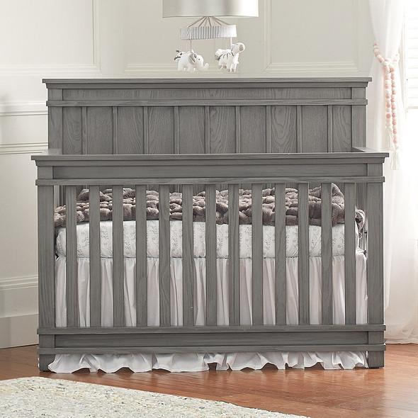 Dolce Babi Bocca 3 Piece Nursery Set in Marina Grey