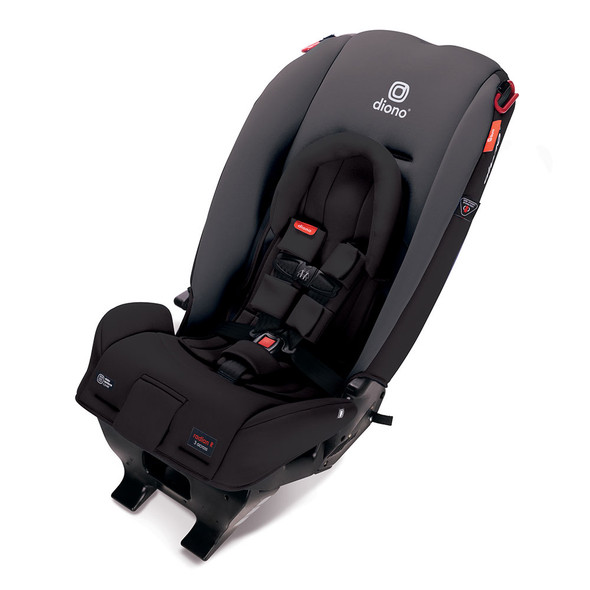 Diono Radian 3RX Latch All in One Convertible Car Seat in Gray Slate