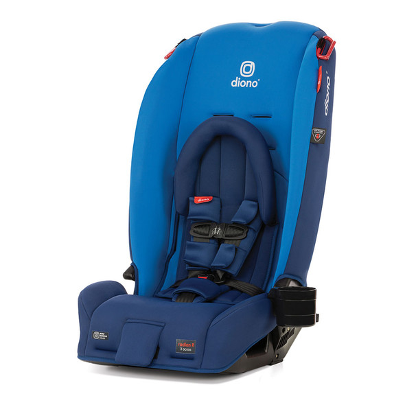 Diono Radian 3RX Latch All in One Convertible Car Seat in Blue Sky