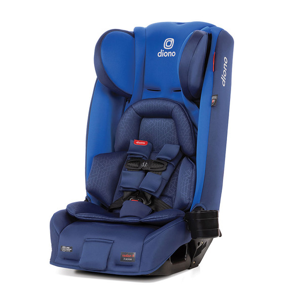 Diono Radian 3RXT Latch All in One Convertible Car Seat in Blue Sky