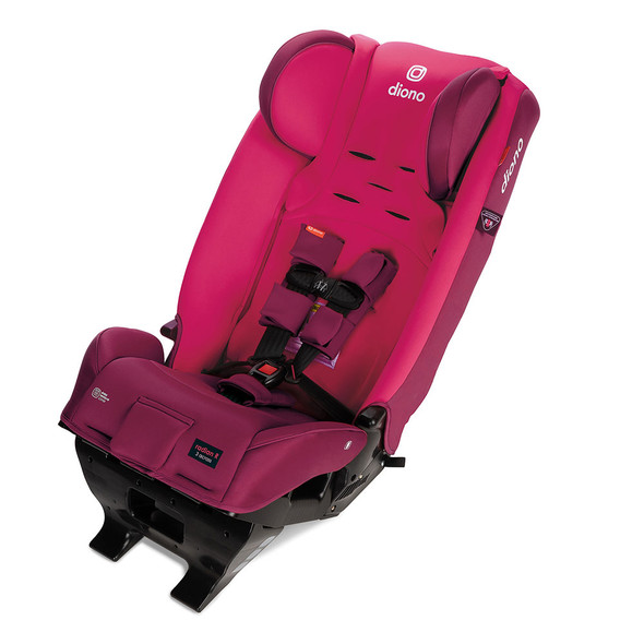 Diono Radian 3RXT Latch All in One Convertible Car Seat in Purple Plum