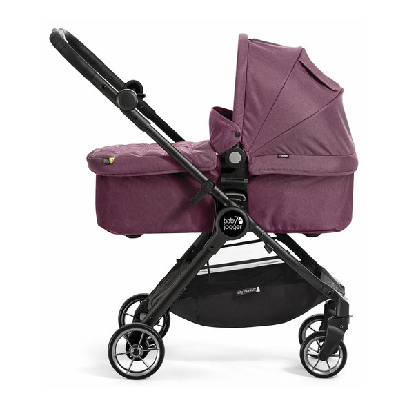 Baby Jogger City Tour Lux Stroller in Rosewood