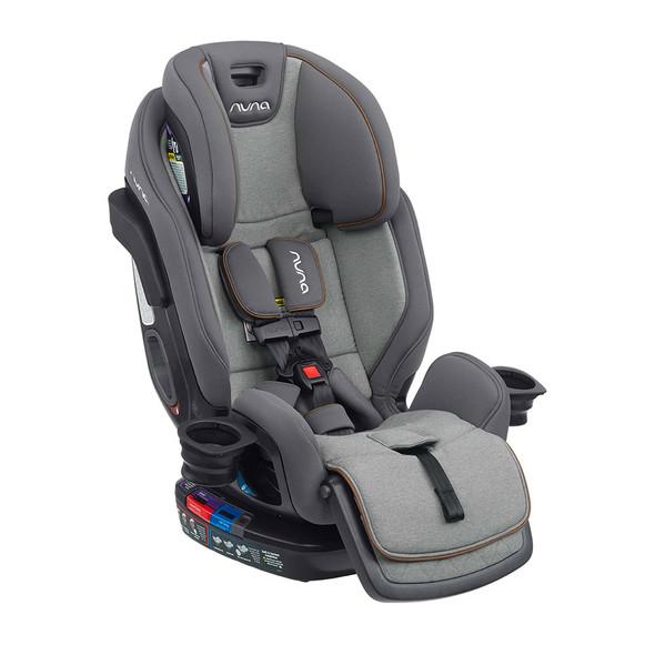 Nuna EXEC All in One Car Seat w/slip cover & 2nd insert in Granite