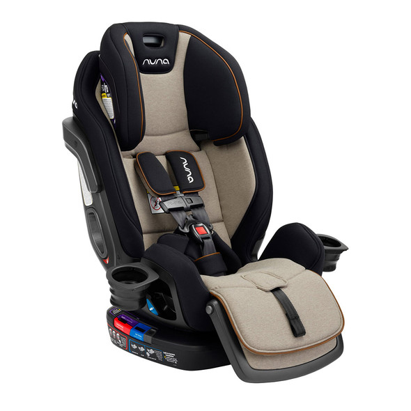 Nuna EXEC All in One Car Seat w/slip cover & 2nd insert in Timber