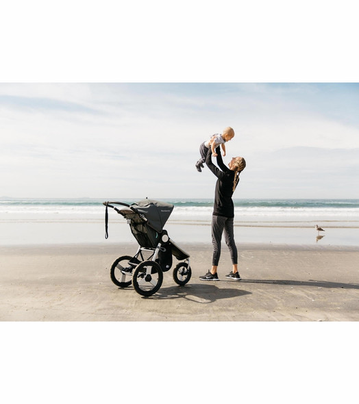 Bumbleride 2020 Speed Stroller in Matte Black
