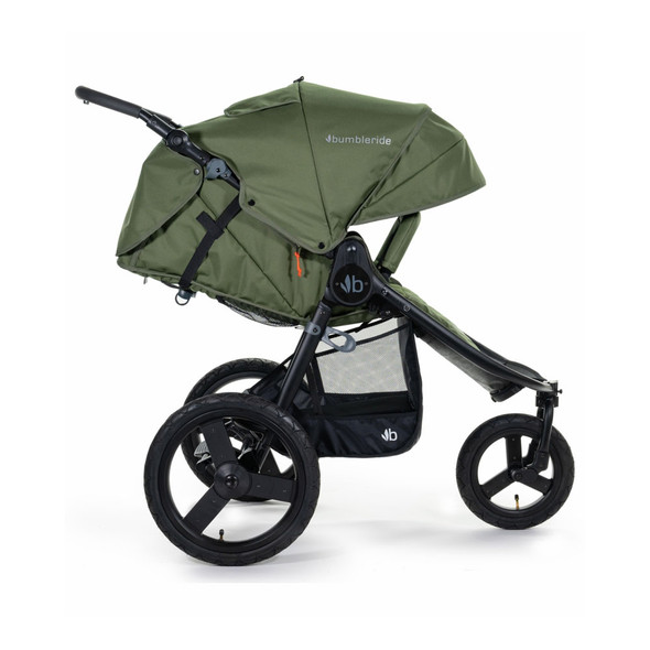 Bumbleride Speed Stroller in Olive Green