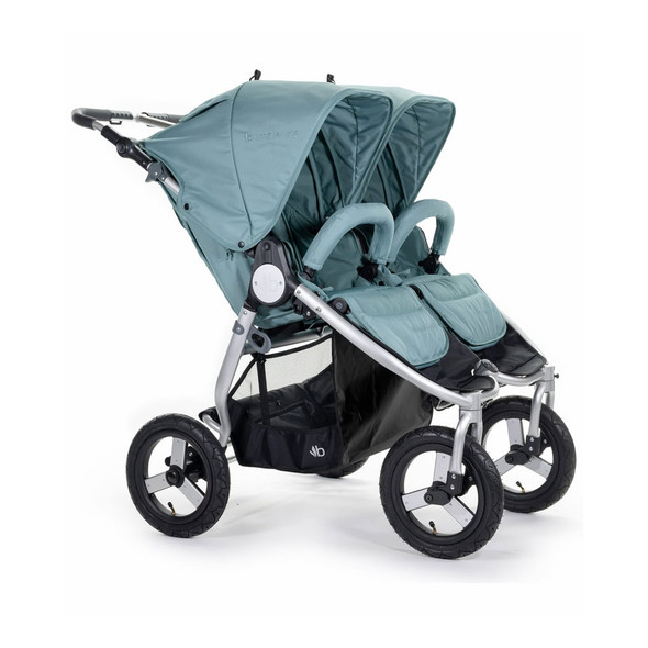 Bumbleride 2020 Indie Twin Stroller in Sea Glass