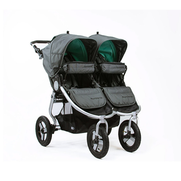 Bumbleride Indie Twin Snack Pack Matte Black for Indie Twin