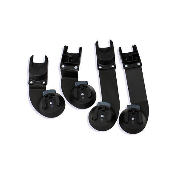 Bumbleride Indie Twin Adapter, SET