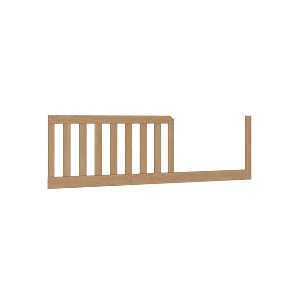 Dadada Soho Collection Toddler Bed Rail in Natural