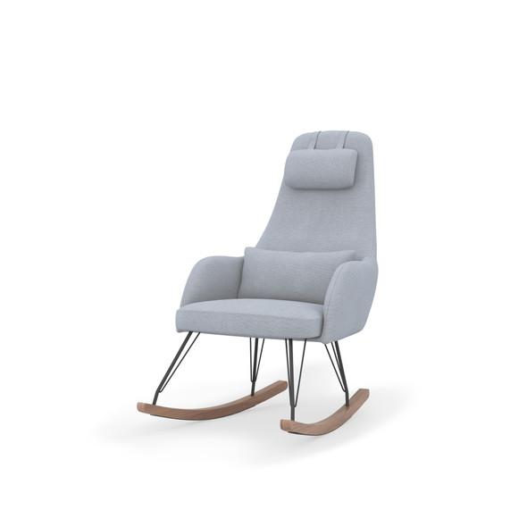 Dadada Weeble Rocking Chair in Cloud