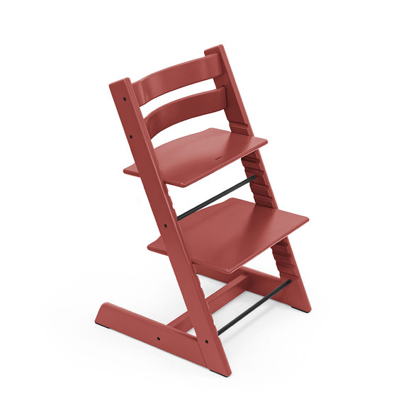 Stokke Tripp Trapp Classic Collection Chair in Warm Red