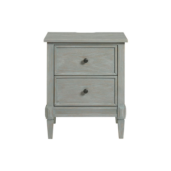 Westwood Vivian Collection 2 Drawer Nightstand in Dawn