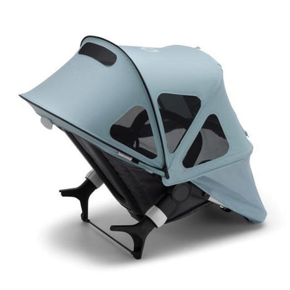Bugaboo Fox2/Cameleon3/Lynx Breezy Sun Canopy in Vapor Blue