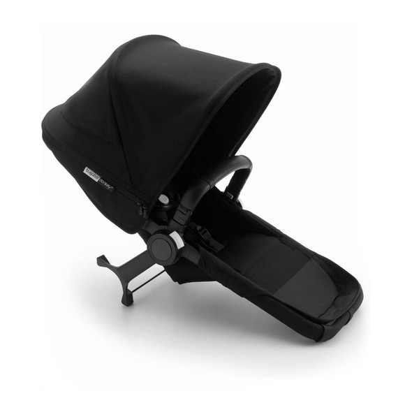 Bugaboo Donkey3 Duo Extension Complete in Black/Black-Black