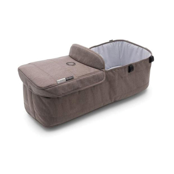 Bugaboo Donkey3 Mineral Bassinet Fabric Complete in Taupe