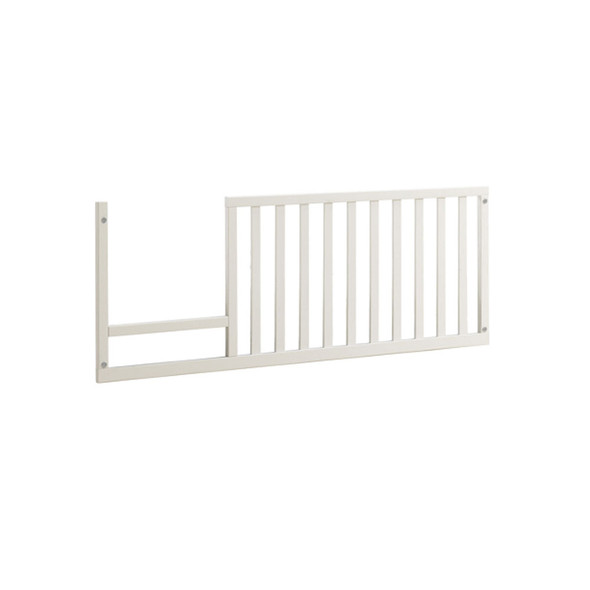 Natart Rustico Moderno Toddler Gate in White