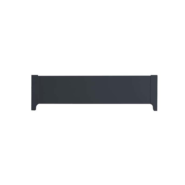 "Natart Taylor Low Profile Footboard 54"" in Graphite"
