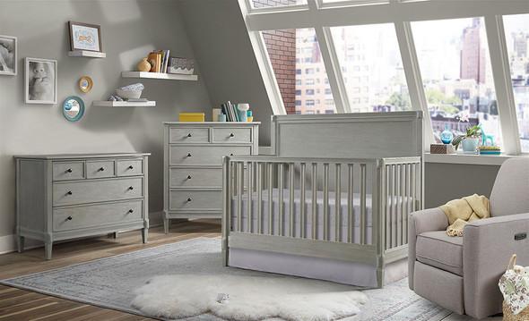 Westwood Vivian 4 Piece Nursery Set in Dawn