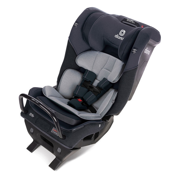 Diono Radian 3QX Latch All in One Convertibles Car Seats in Black Jack