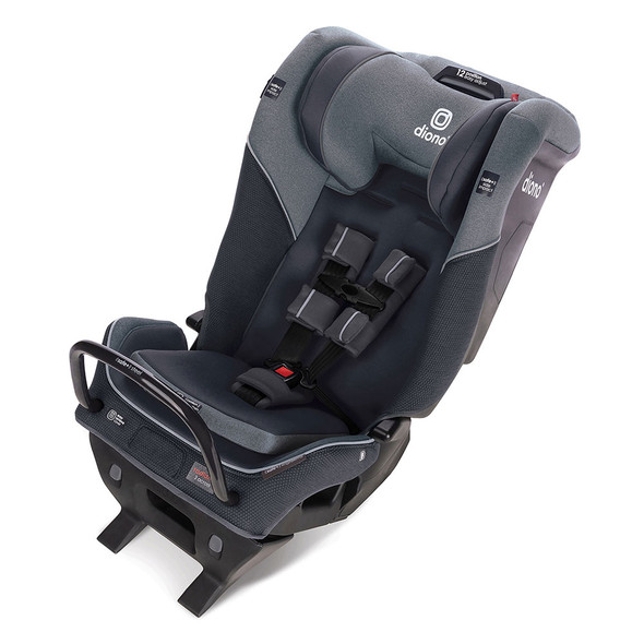 Diono Radian 3QX Latch All in One Convertibles Car Seats in Gray Slate