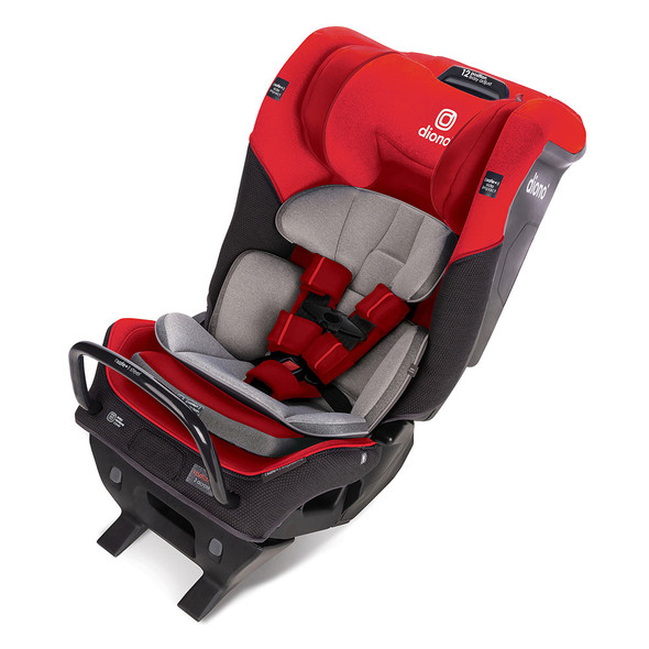 Diono Radian 3QX Latch All in One Convertibles Car Seats in Red Cherry