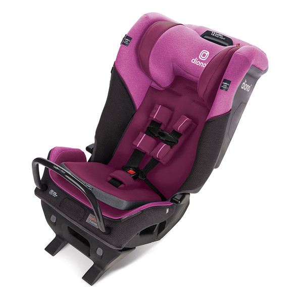 Diono Radian 3QX Latch All in One Convertibles Car Seats in Purple Plum