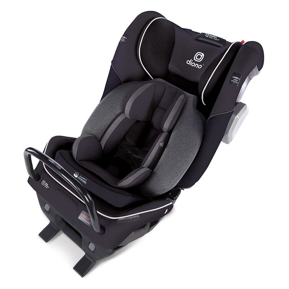 Diono Radian 3QXT Latch All in One Convertibles Car Seats in Black Jet