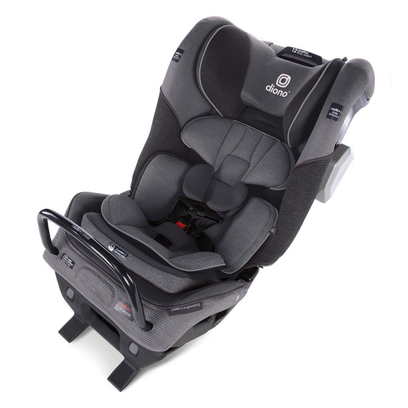 Diono Radian 3QXT Latch All in One Convertibles Car Seats in Gray Slate