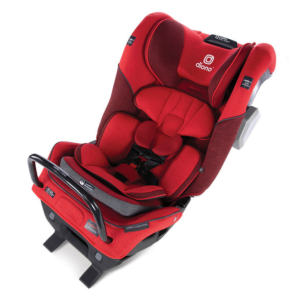 Diono Radian 3QXT Latch All in One Convertibles Car Seats in Red Cherry